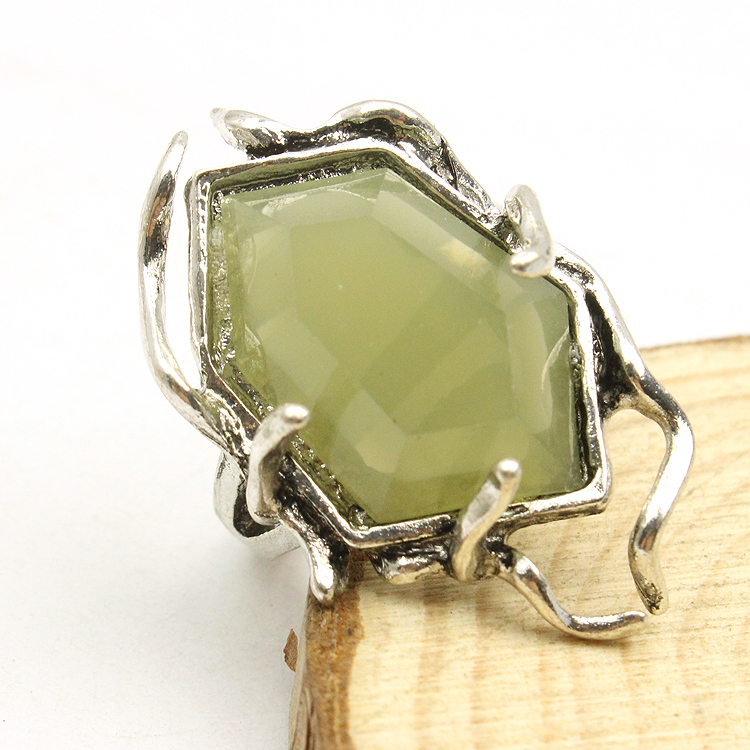 Hot Seller Thranduil Crystal Ring Quality Delicate Ring(China (Mainland))