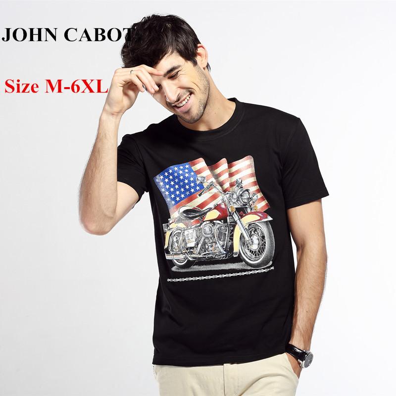 Мужская футболка JOHN CABOT 6XL camisa masculina cabot m merlin prophecy