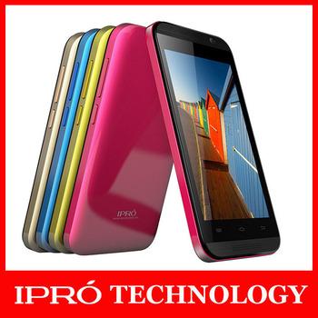 Мобильный телефон Ipro, mtk6572 смартфон 4,0 Inch 3 поколения двухъядерный android разблокированный RAM 256 МБ celular