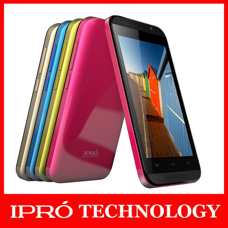 Brand New 2015 Original Ipro MTK6572 Smartphone 4.0 Inch 3 Generation Dual Core android Mobile Phone Unlocked RAM 256MB celular(China (Mainland))
