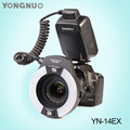 YONGNUO YN 14EX Macro Ring LITE Flash Light for Canon EOS DSLR Camera as MR 14EX