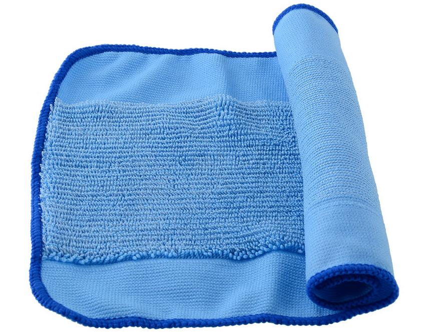 Washable Reusable wet Microfiber Mopping Cloths for iRobot Braava 380 380t 320 Mint 4200 4205 5200 5200C Robotic Home Essential(China (Mainland))