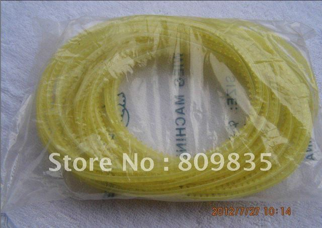 30pcs/lot  Gear belt for FR-900 sealing machine/band sealer/film sealing machine