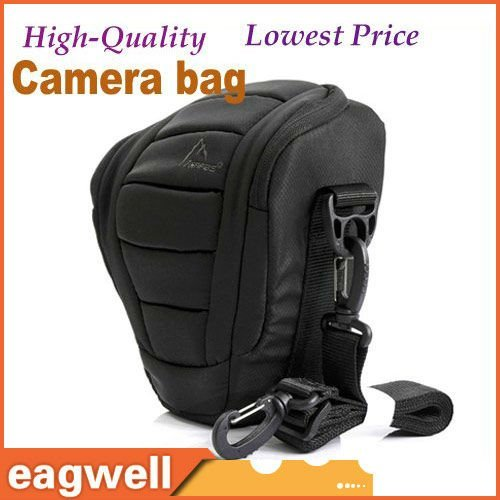 New Arrival High Quality Camera bag triangle deisign DSLR Waterproof camera case for Canon Nikon