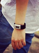 Corea ulzzang moda de Harajuku corriente personalizada reloj de la pulsera hombres y mujeres pareja mira impermeable reloj electrónico