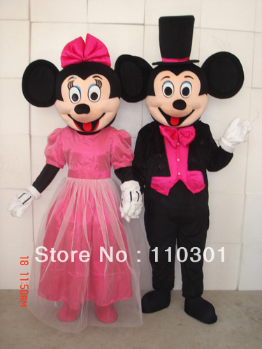 online kaufen gro handel mickey mouse plush costume aus china mickey mouse plush costume. Black Bedroom Furniture Sets. Home Design Ideas