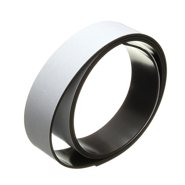 New Arrival Self Adhesive Magnetic Tape Magnet Strip 25mmx1.5mmx1m<br><br>Aliexpress