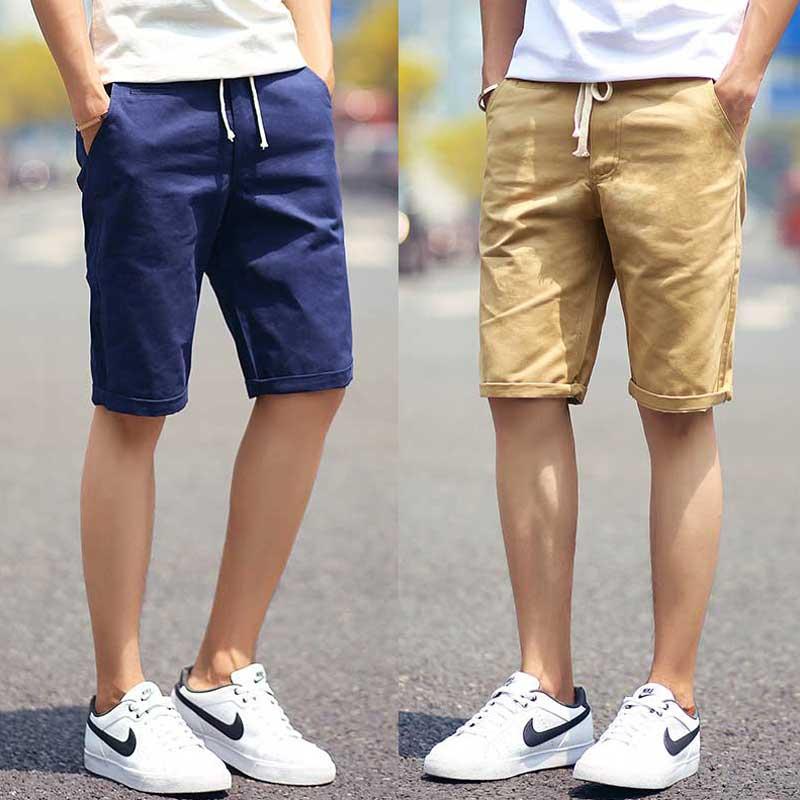 Мужские Модные Шорты