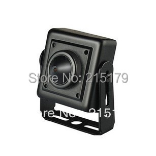 "Pinhole cameras mini camera surveillance camera cctv HD camera 1/3"" SONY 700TVL(China (Mainland))"