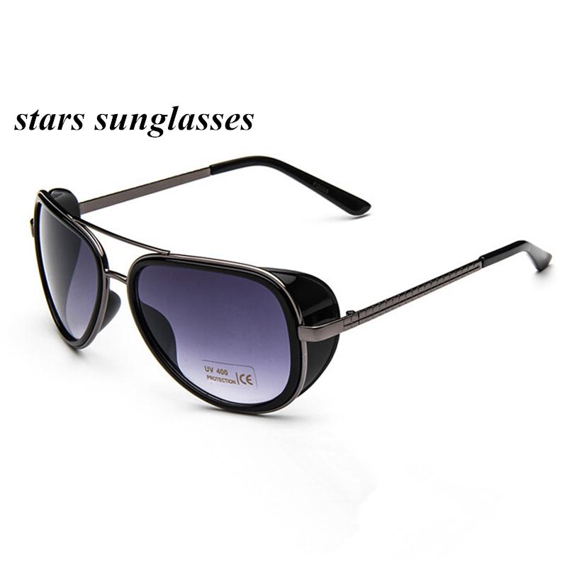 CIRCLE STEAM PUNK Men Women Brand Designer STEAMPUNK Sunglasses Goggle Metal Plastic oculos Sun Glasses gafas de sol Z51(China (Mainland))