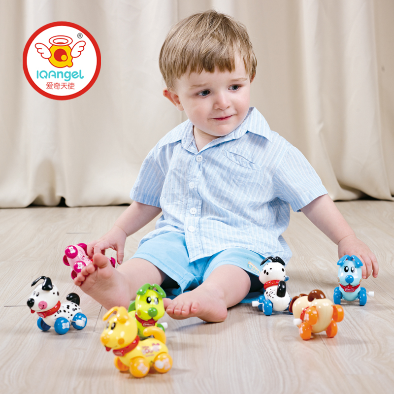Cochains toys wind up cartoon small animal toys small child toy animal dolls 0 - 3(China (Mainland))