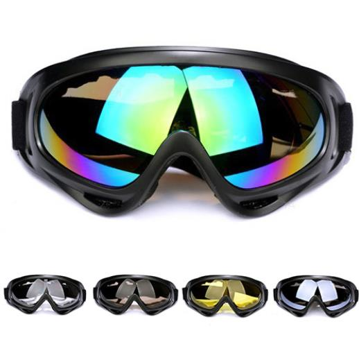 5 Colors Dustproof Snow Glasses Protection Sports Men Outdoor Motorcycle Off-Road Windproof Ski Goggles Eyewear SG001-SG003+(China (Mainland))
