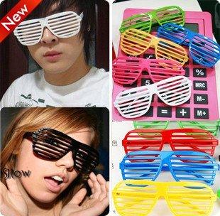 Fashion design style masquerade glasses,Funny party sunglasses