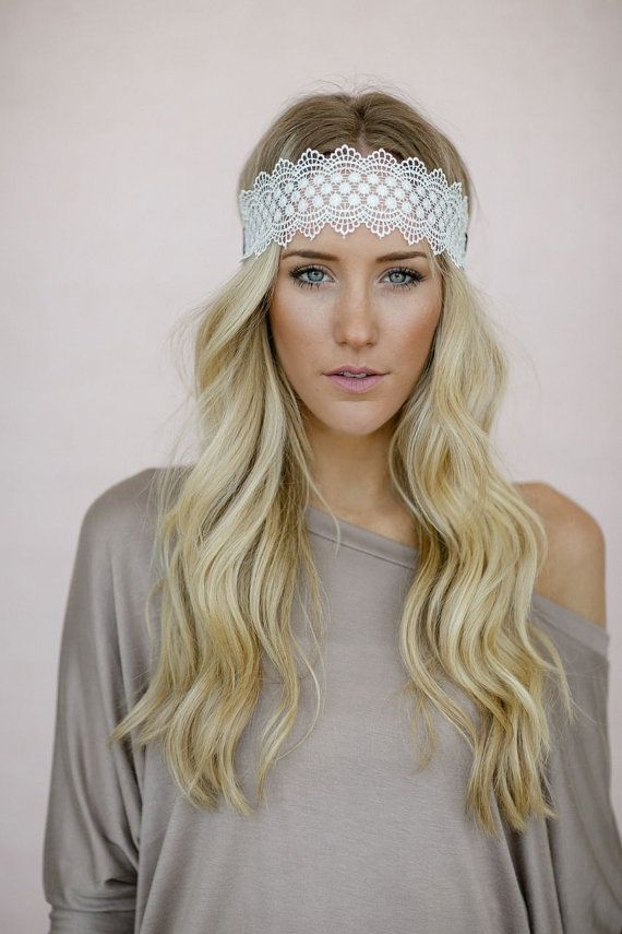 NEW Fashion Lady Headband Turban Head wrap Sweet wedding Lace Crown Hairbands Women's Party Hair Accessories(China (Mainland))