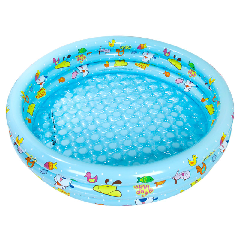 Thickener Version Deluxe Edition Baby Swimming Pool Large Size Swimming Pool Round Barrel Children's Play Pool 150cm(China (Mainland))