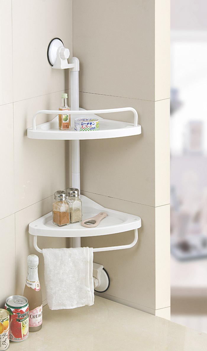 21 Elegant Bathroom Corner Shelves With Price | eyagci.com