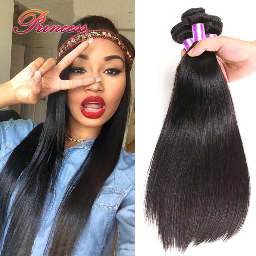Best Full Cuticle Virgin Brazilian Straight Hair Weave I Wish Hair Brazilian Virgin Hair Straight Sexay 3 Bundles Human Hair  <br><br>Aliexpress
