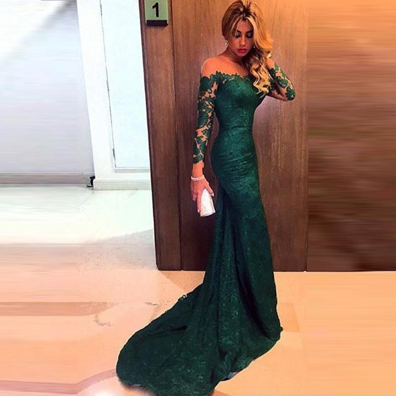blue green mermaid prom dress | Gommap Blog