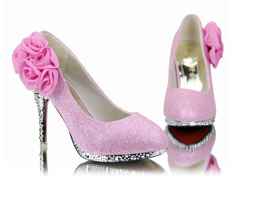 High Quality Hot Pink High Heels-Buy Cheap Hot Pink High Heels