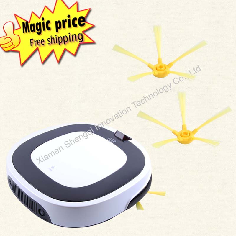 Automatic sweeps the floor intelligent mop the floor brush to clean the floor robot vacuum cleaner wet and dry(China (Mainland))