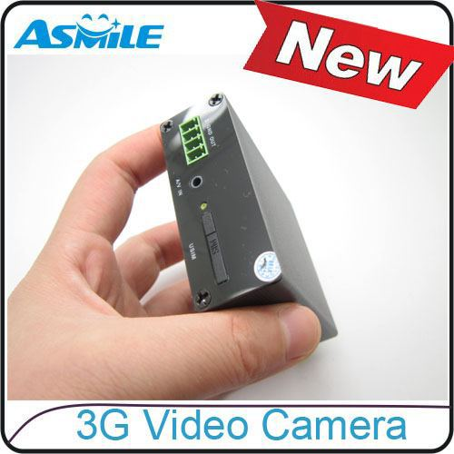 3G Video call camera from asmile(China (Mainland))