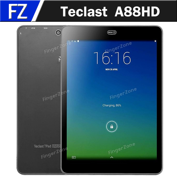 "In Stock Teclast A88HD 7.9"" HD Screen Android 4.4 RK3188 Quad Core 1GB RAM 16GB ROM Tablet PCs 5MP w/ Bluetooth OTG HDMI Phablet(China (Mainland))"