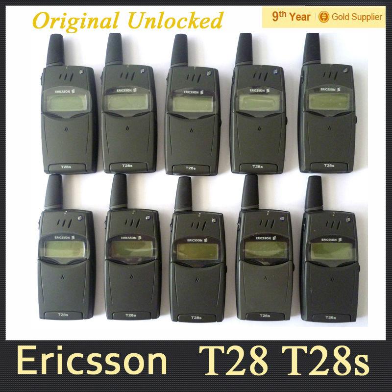 Original unlocked T28 T28sc T28s mobile phone Network GSM 900 /1800 Refurbished Phone Free shipping(Hong Kong)