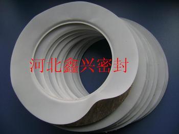 Manhole gasket hand hole pad  Modified PTFE gasket RPTFE gasket