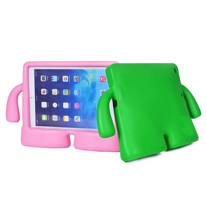 Newest 3D Cute TV Shape Kids Shockproof EVA Foam Cases for Apple iPad 5/6 Tablet Cover Housing for iPad Air 1/air 2(China (Mainland))