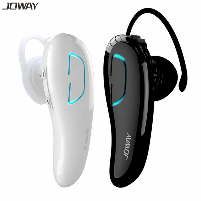 JOWAY H02 Headset Wireless Bluetooth 4.1 Handsfree Earphones Music Stereo With Mic Ear Hook Earbuds For iPhone Xiaomi Samsung