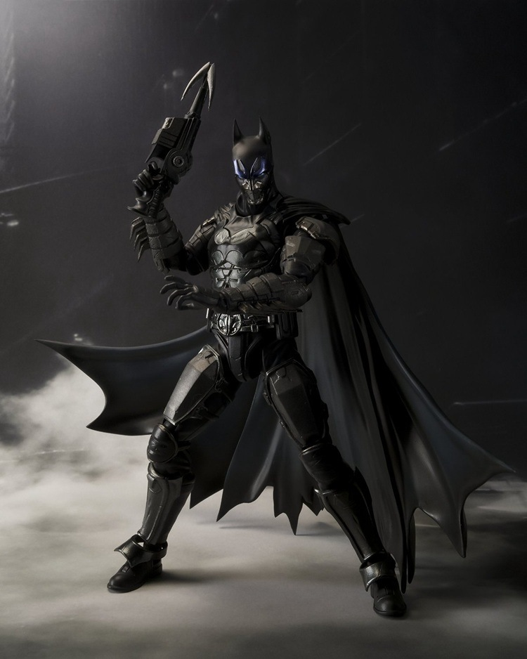 Bat Man Action Figures In Justice 160MM Bat-Man S.H.Figuarts Anime Model Toys Juguetes Movie Batman SHF Toy<br><br>Aliexpress
