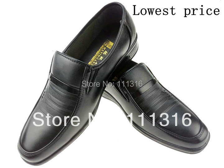 2014 fashion mens leather shoes black colors business and Wedding shoes Oxfords shoes for men SIZE US 6-10 EUR 38-44 03n623<br><br>Aliexpress