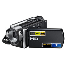 Buy Portable HD Video Camcorder 3'' TFT LCD 16X ZOOM HDV-604S 20MP Full HD 1080P Digital Video Camera DV DVR Mini Camcorder for $64.25 in AliExpress store