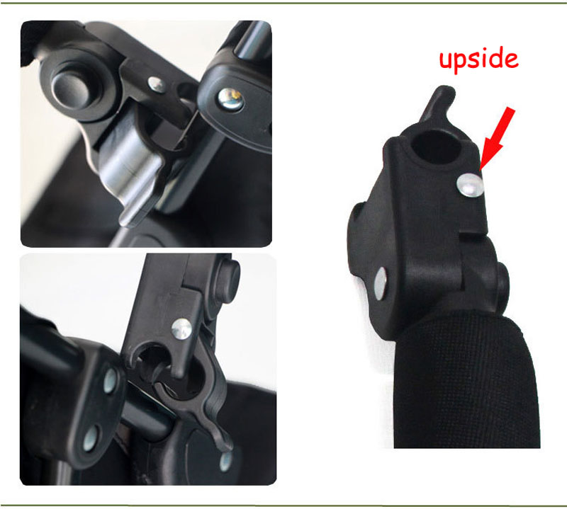 35CM Universal Baby Stroller Armrest Handlebar for Baby Carriage Pushchair Bumper Bar Baby Stroller Pram Accessories Armrest