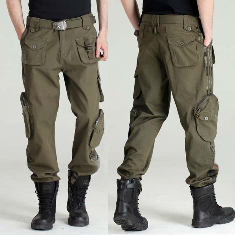 Simple  Sexy Ladies Camouflage Military Camo Trousers Cargo Army Pants Women