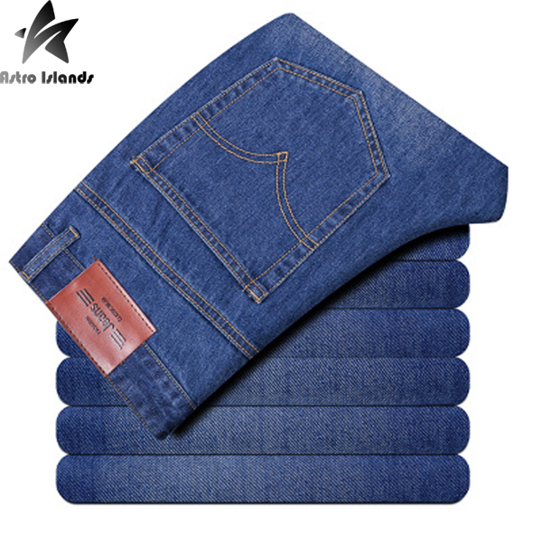 2016 Brand Mens Casual Business Jeans Men Slim Jeans Napping Thickening Hot Sale 17 Color Avaliable Men's Trousers MT279(China (Mainland))