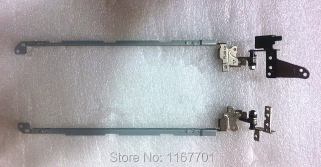 Fast Shipping 100% Original Laptop LCD/LED Left&Right Hinges for Lenovo Thinkpad X130E Notebook 04W3528 LCD Monitor Axis Seller(China (Mainland))