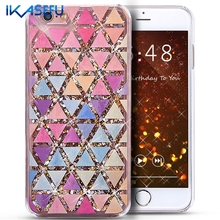 Buy Phone Cases Cover iPhone 5 SE 6 6S 6 Plus Covers Flowing Glitter Powder Bling Liquid Cases iPhone 5 5S Coque 5 Fundas for $2.78 in AliExpress store