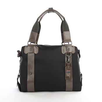 Crocodile man bag commercial handbag shoulder bag male commercial casual bag oxford fabric bag