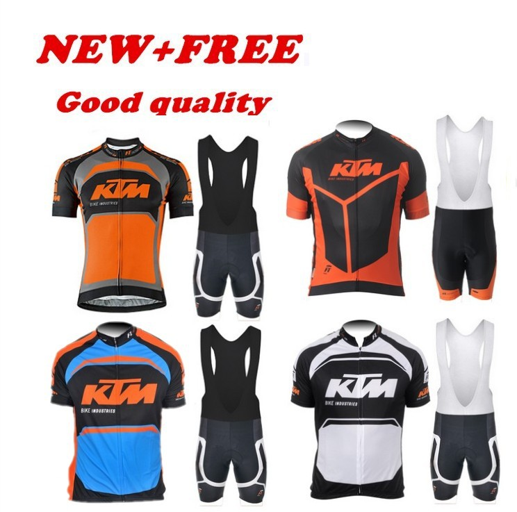 KTM 2015, roupas ciclismo mtb The bicycle