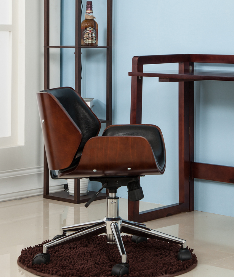 Compra sillas de escritorio de madera online al por mayor for Sillas para computadora