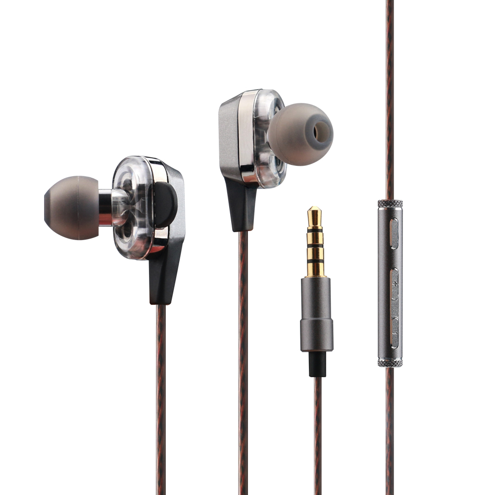 SYLLABLE S1 Stereo earphone Headset 3.5mm Earphone for Xiaomi Huawei Iphone Samsung with Mic and Remote HD sport headphone