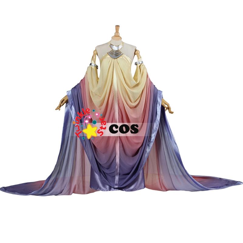 2016 star wars costume Revenge of the Sith Padme Amidala lake dress Star Wars Padme Amidala