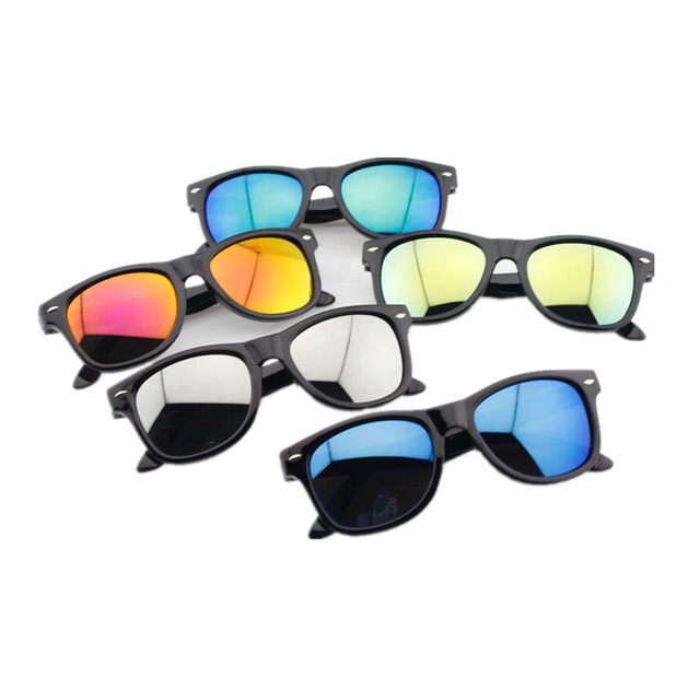 Новый 2016 мода детских солнцезащитных очков дети мальчики девочки профилактика анти-ультрафиолетовые солнечные очки дизайнер поляризованных солнцезащитных очков для ребенка