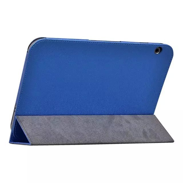 Ultra Thin Stand Silk Grain Leather Case Smart Cover For Toshiba Encore 2 WT10 10 Tablet