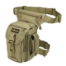 Waist Pack waist bag tactical bag men military waist leg bag men s travel bags ride