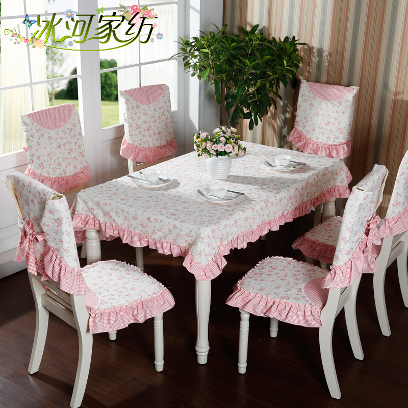 Dining table cover set 12 for Coffee table cover ideas