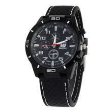 Buy 2017 New Casual Quartz watch Men Military Watches Sport Wristwatch Silicone Clock Fashion Hours relogio masculino CN0725 for $3.89 in AliExpress store