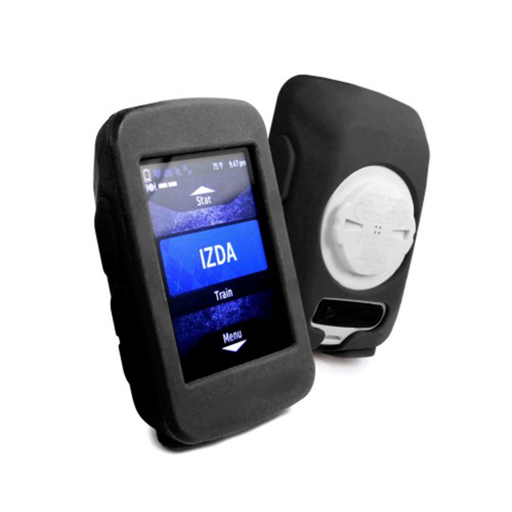 Silicone Gel Skin Case Cover for Garmin Edge 520 GPS Cycling Computer(China (Mainland))