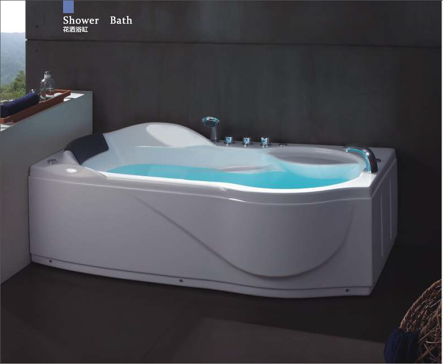 Online buy wholesale acrylic bathtubs from china acrylic for Whirlpool tubs on sale